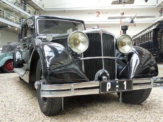 "Tatra T80 ""Landaulet"" pro TGM"