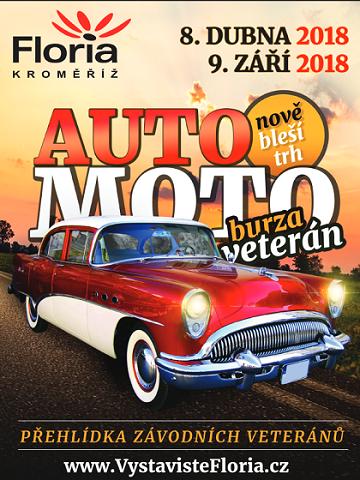 Automoto burza / Bleší trh v Kroměříži