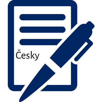 Přihláška / application form